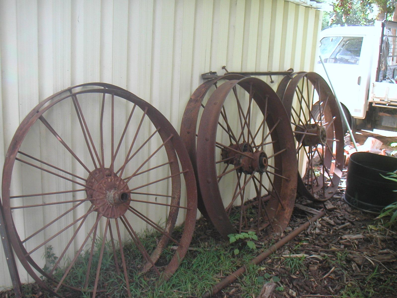 Wagon Wheel eBay 96